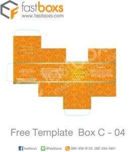 ออกแบบกล่องฟรี พร้อมผลิต 12