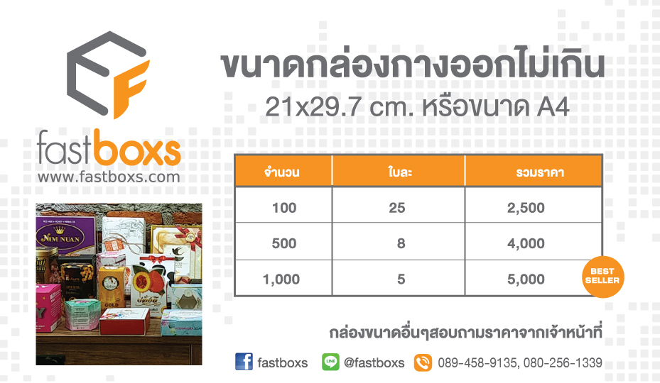 package กล่อง 102